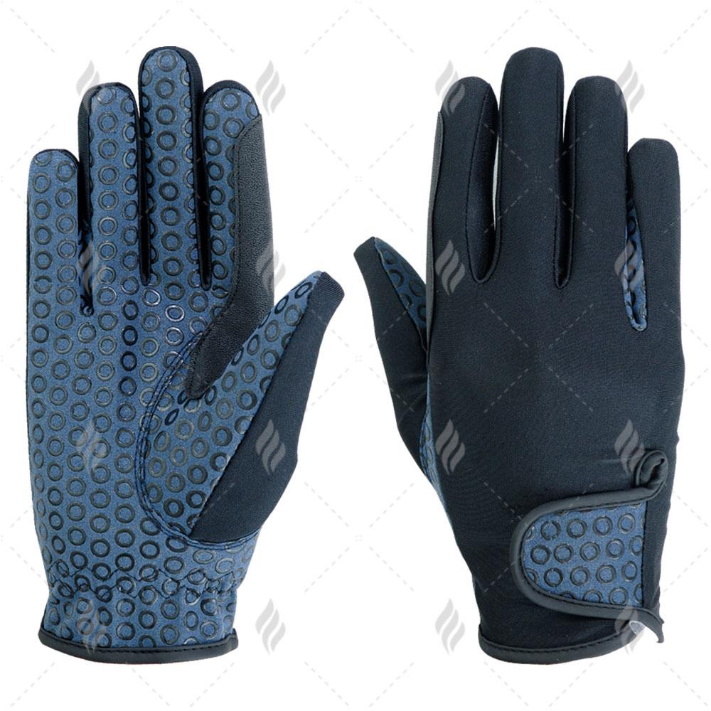 Custom Horse Riding Gloves | Full Finger Riding Gloves | Sport Gloves