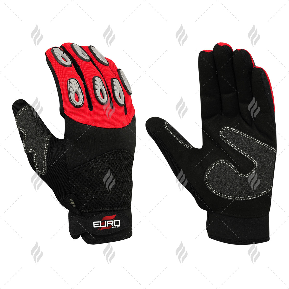Customized Best Quality Mechanic Gloves | Leather Mechanical Work Gloves