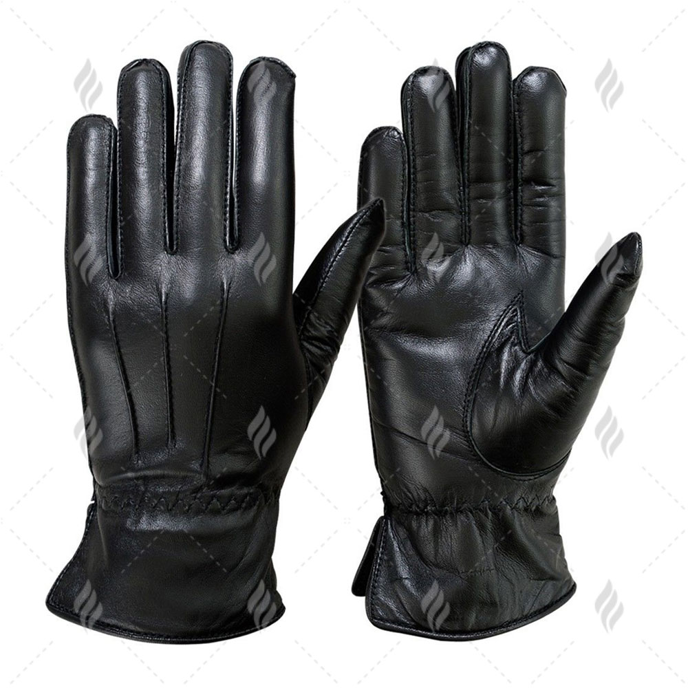 Dress Gloves | Dressing Gloves | Classic Style Sheep Skin Leather Full Touch Screen Gloves Fashion Dress Gloves