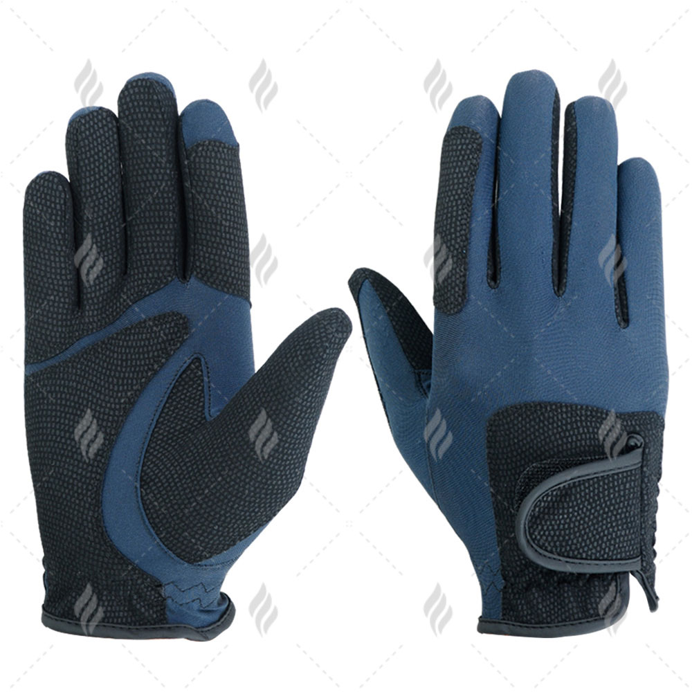 Hot Selling Best Quality Horse Riding Gloves | High Quality Equestrian Gloves