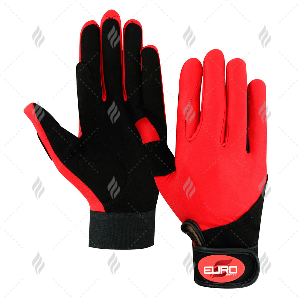 Leather Horse Riding Glove | Custom Horse Riding Gloves