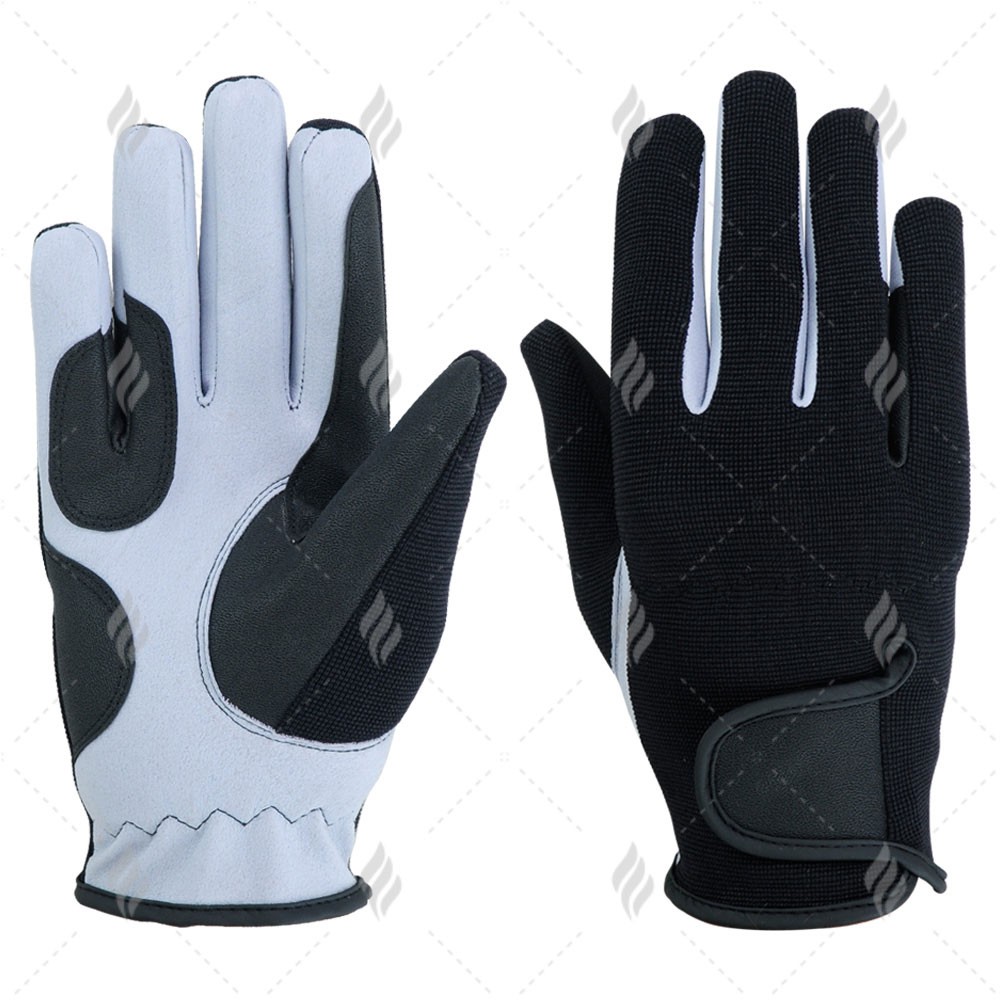 Professional Equestrian Horse Riding Glove | New Horse Riding Glove with Reinforce