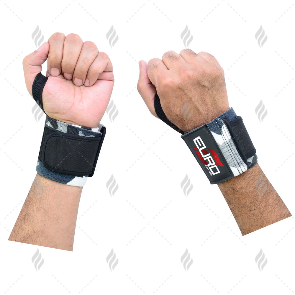 Wrist Brace Palm Thumb Support Hand Strap Wrap Guard Protector Bandage