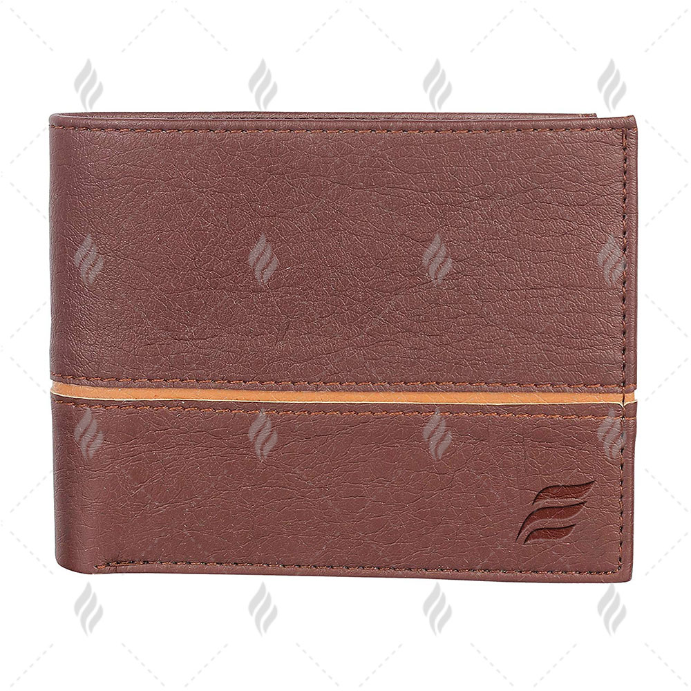 Quality Men Unique Natural Grain Exclusive Artificial Leather High  Wallet designed To Accommodate Maximum Needs
