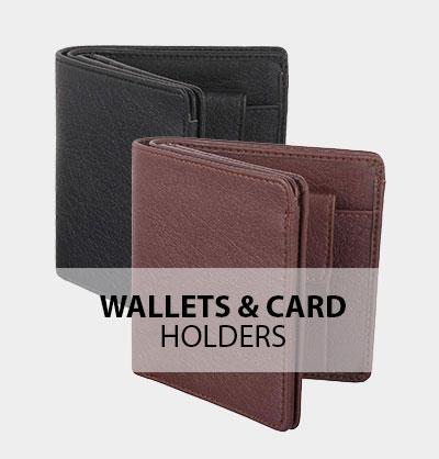 Wallets & Card Holders